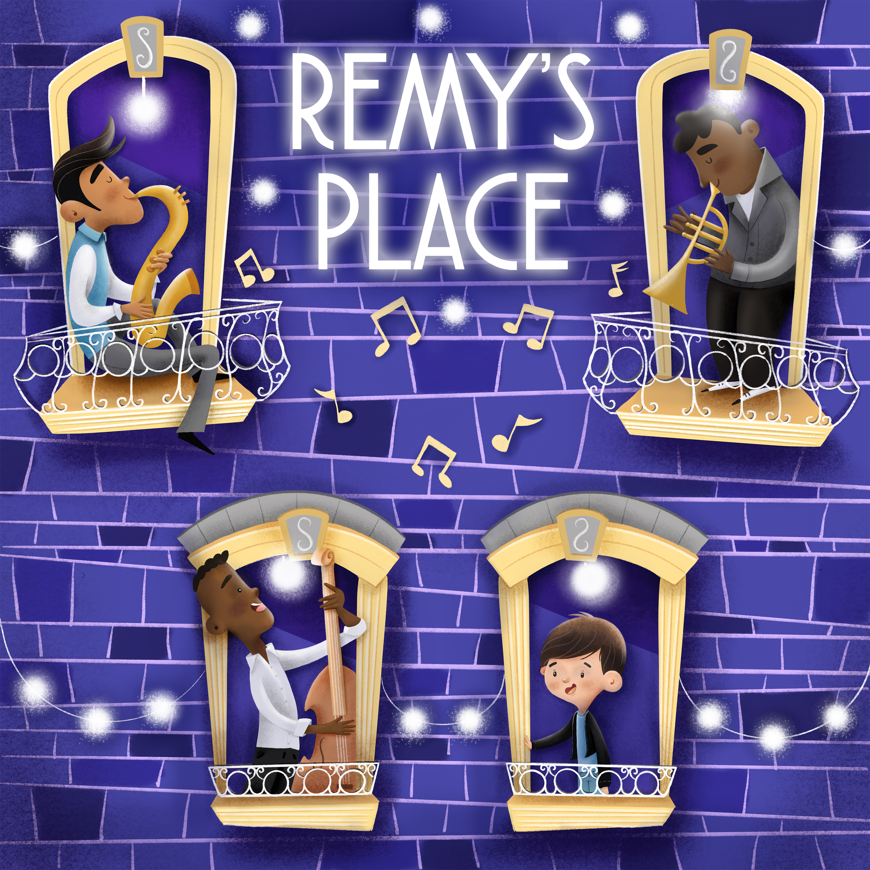 Remy's Place – 3000×3000