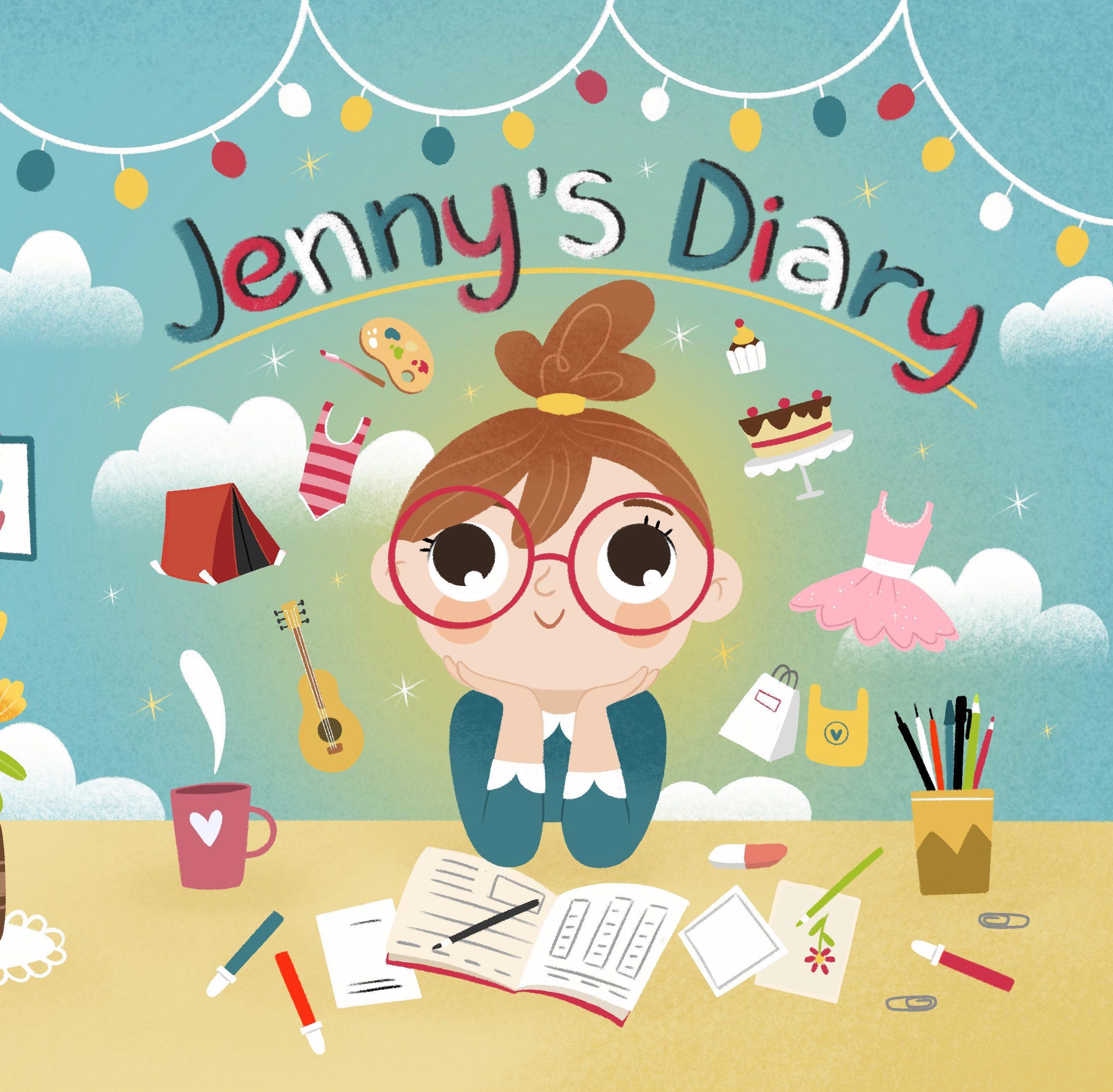 Jenny's_Diary_-_Cover