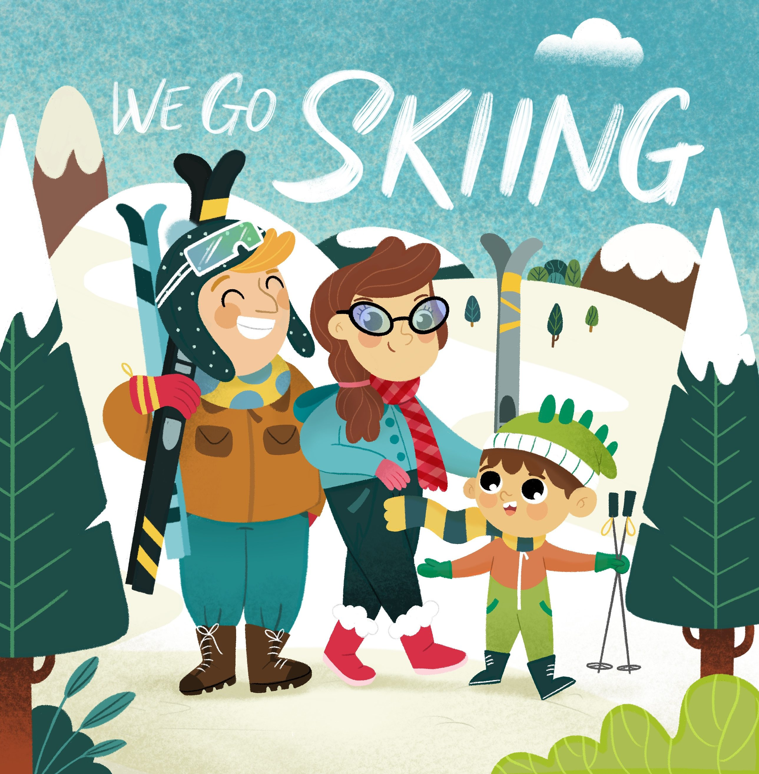 We_Go_Skiing_-_Cover