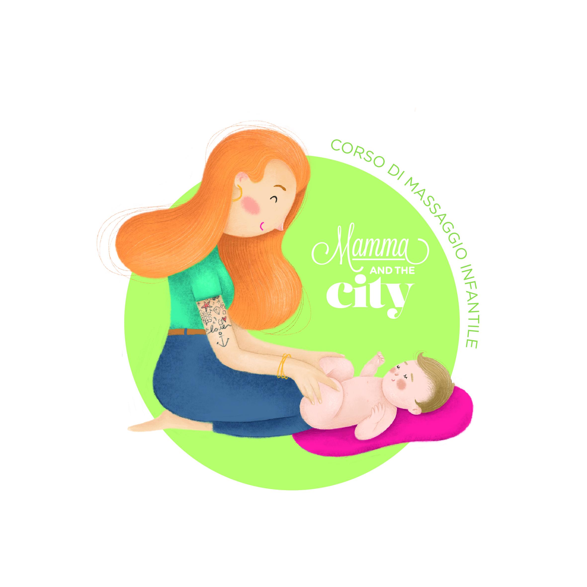 mamma and the city – massaggio infantile-02