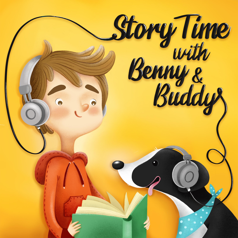Benny & Buddy – 3000x3000px